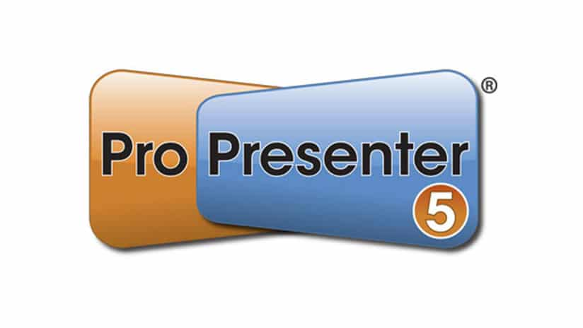 ProPresenter 5 Video Tutorial Roundup – CMG   Church Motion