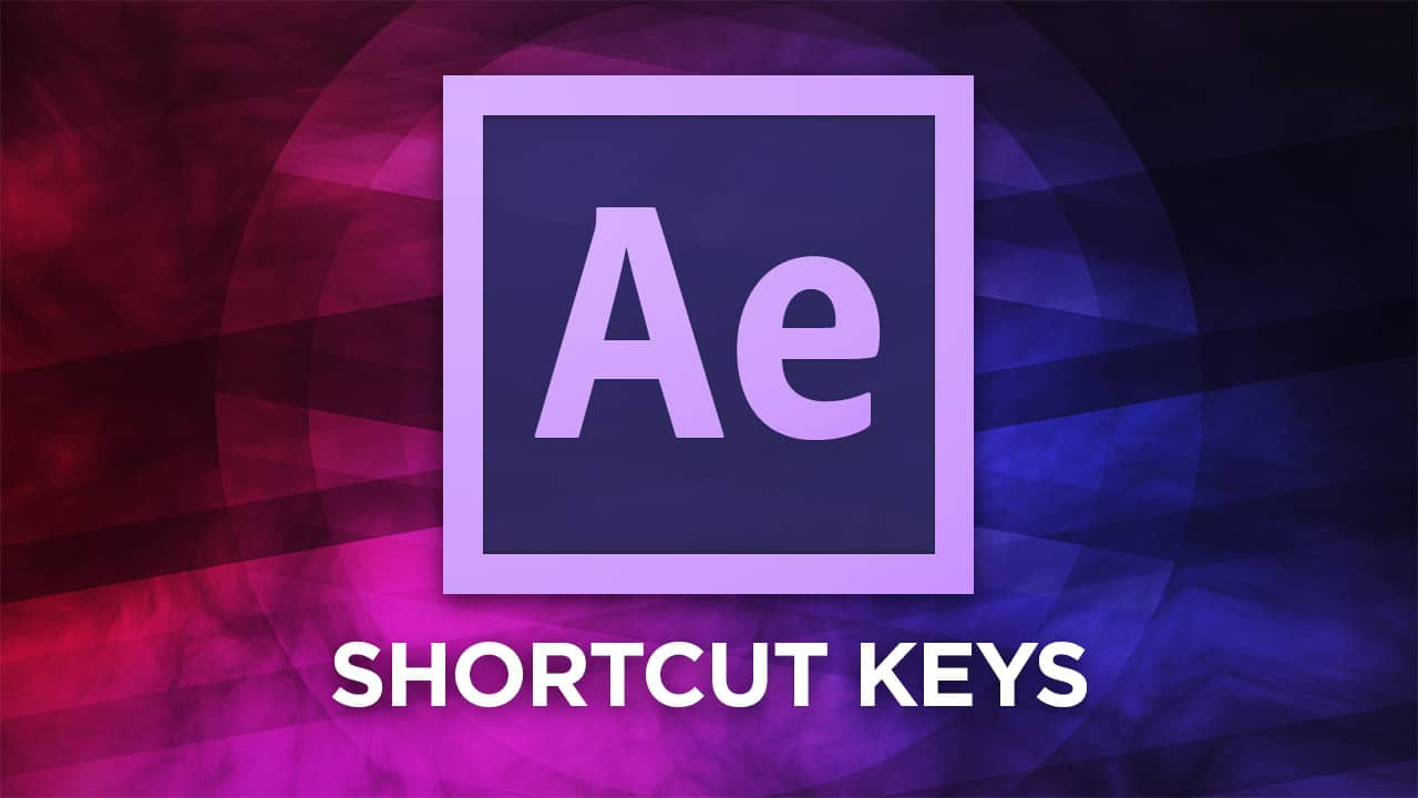 My Top 25 Adobe After Effects Shortcut Keys – Church Motion Graphics