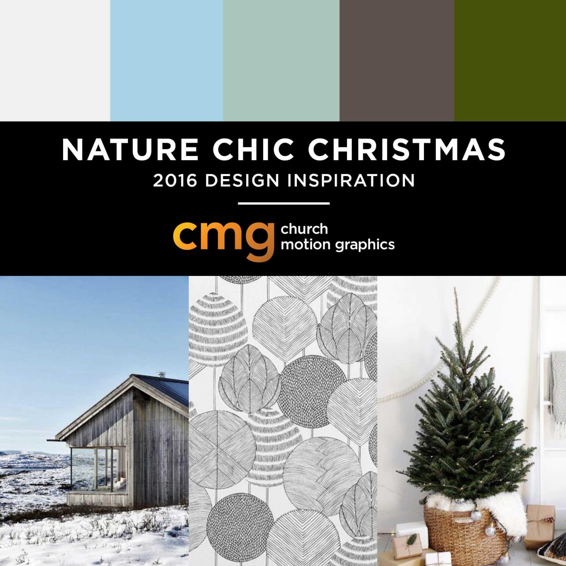 Nature Chic Christmas