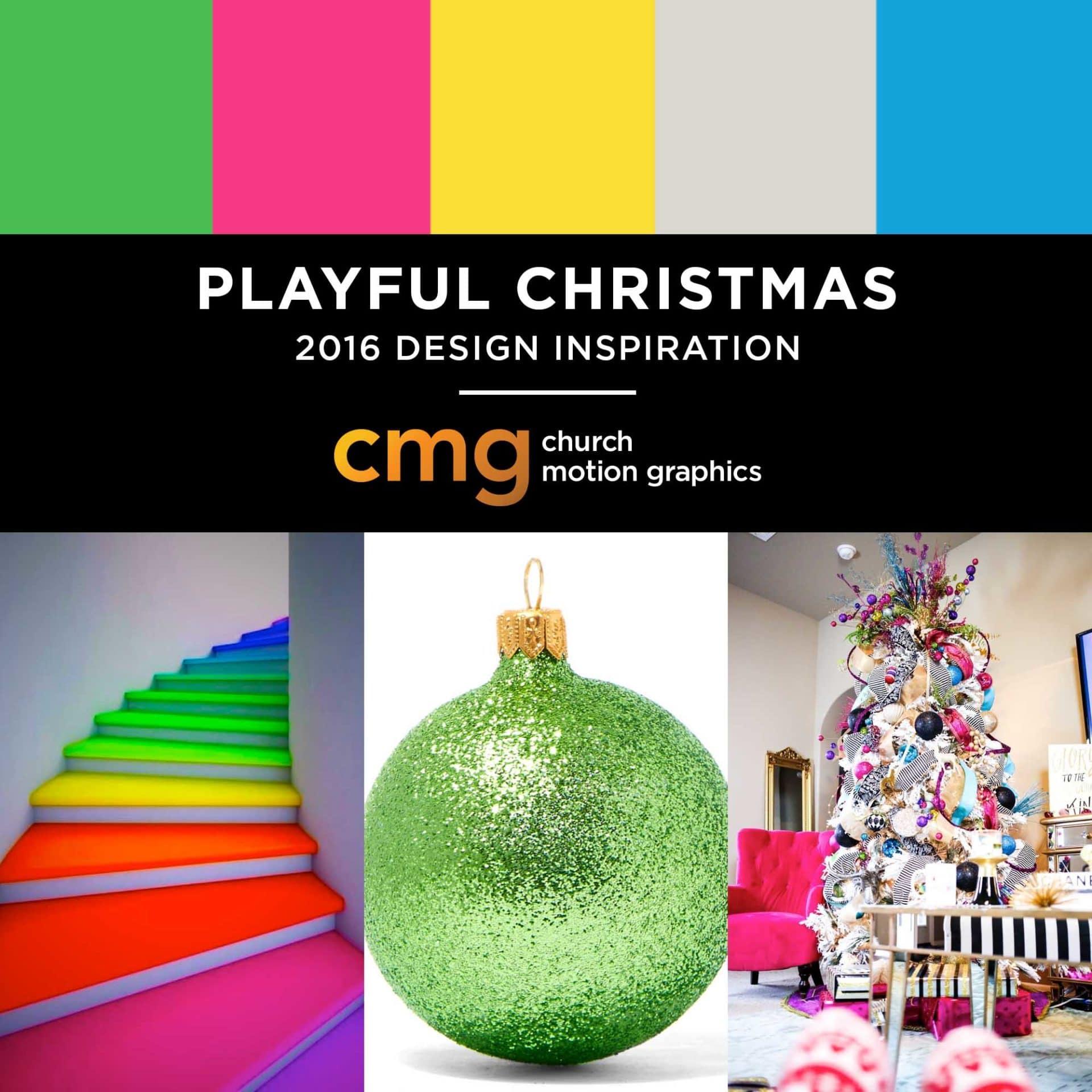 Playful Christmas