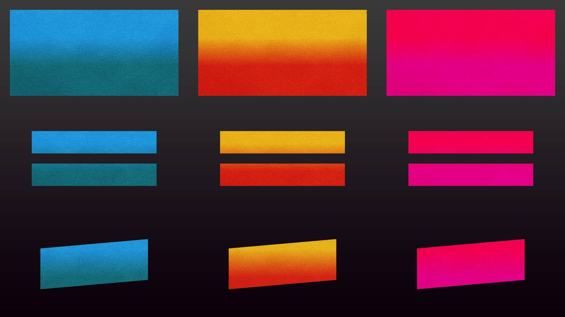 Gradient Block Pro Layers