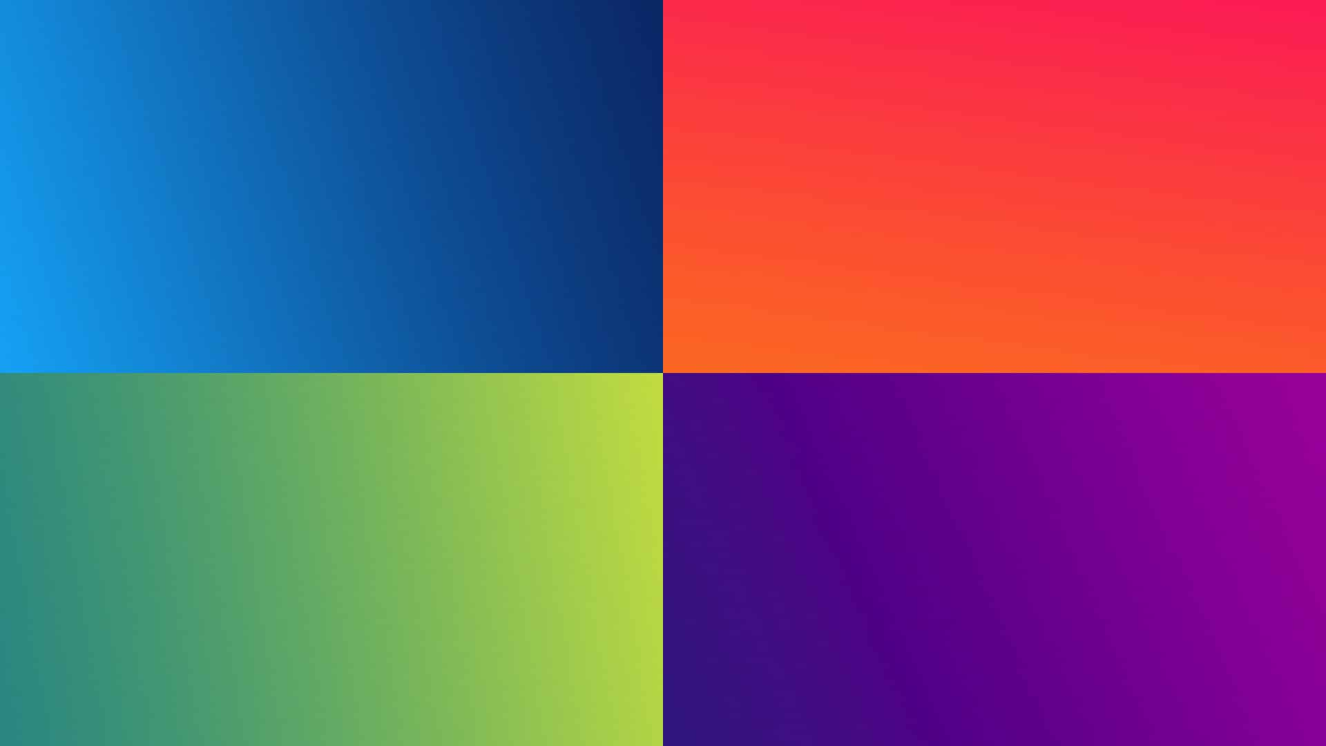 20 Free Hot Gradient Stills