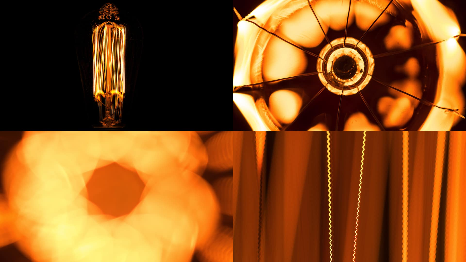 5 Free Tension Lightbulb Stills
