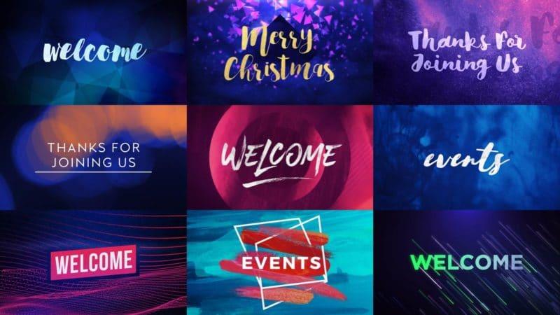 Fonts – CMG | Church Motion Graphics