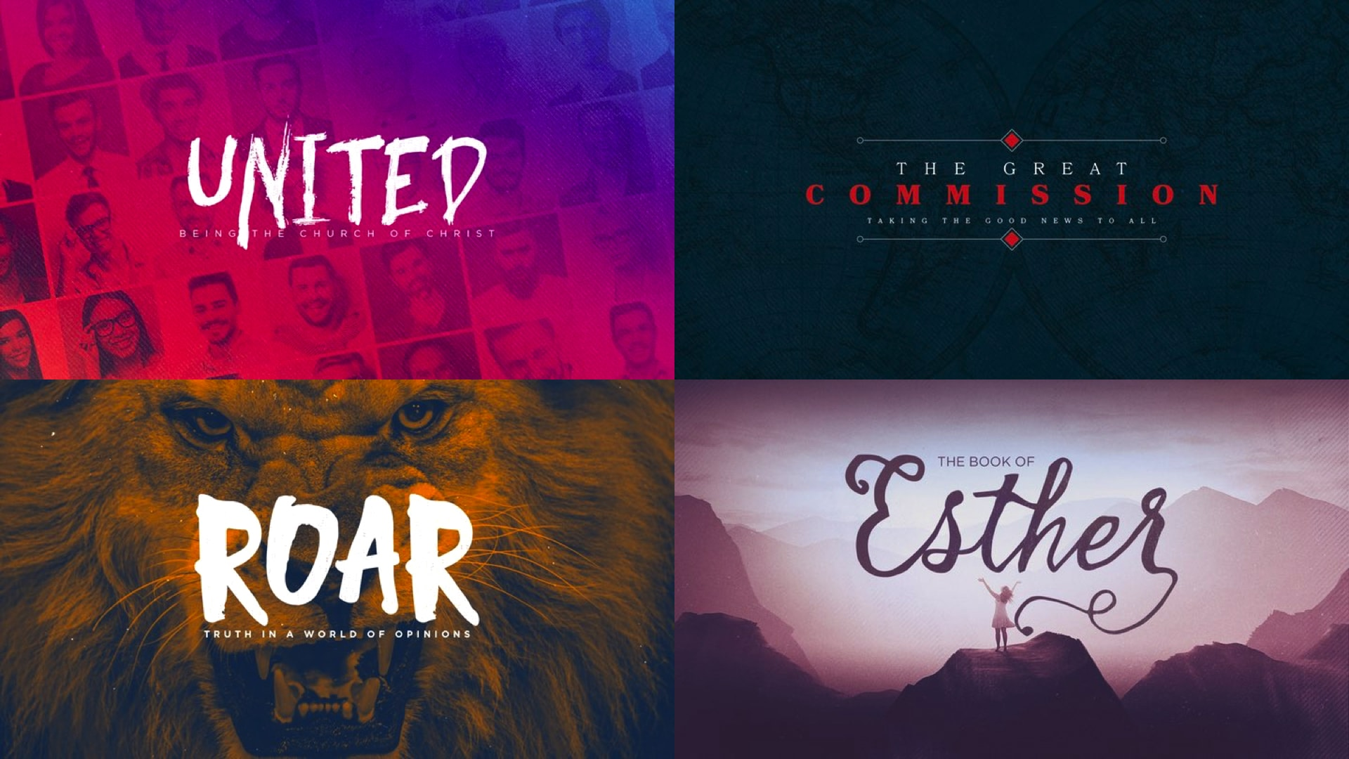 3 Effective Scripture Slide Designs – CMG | Church Motion Graphics