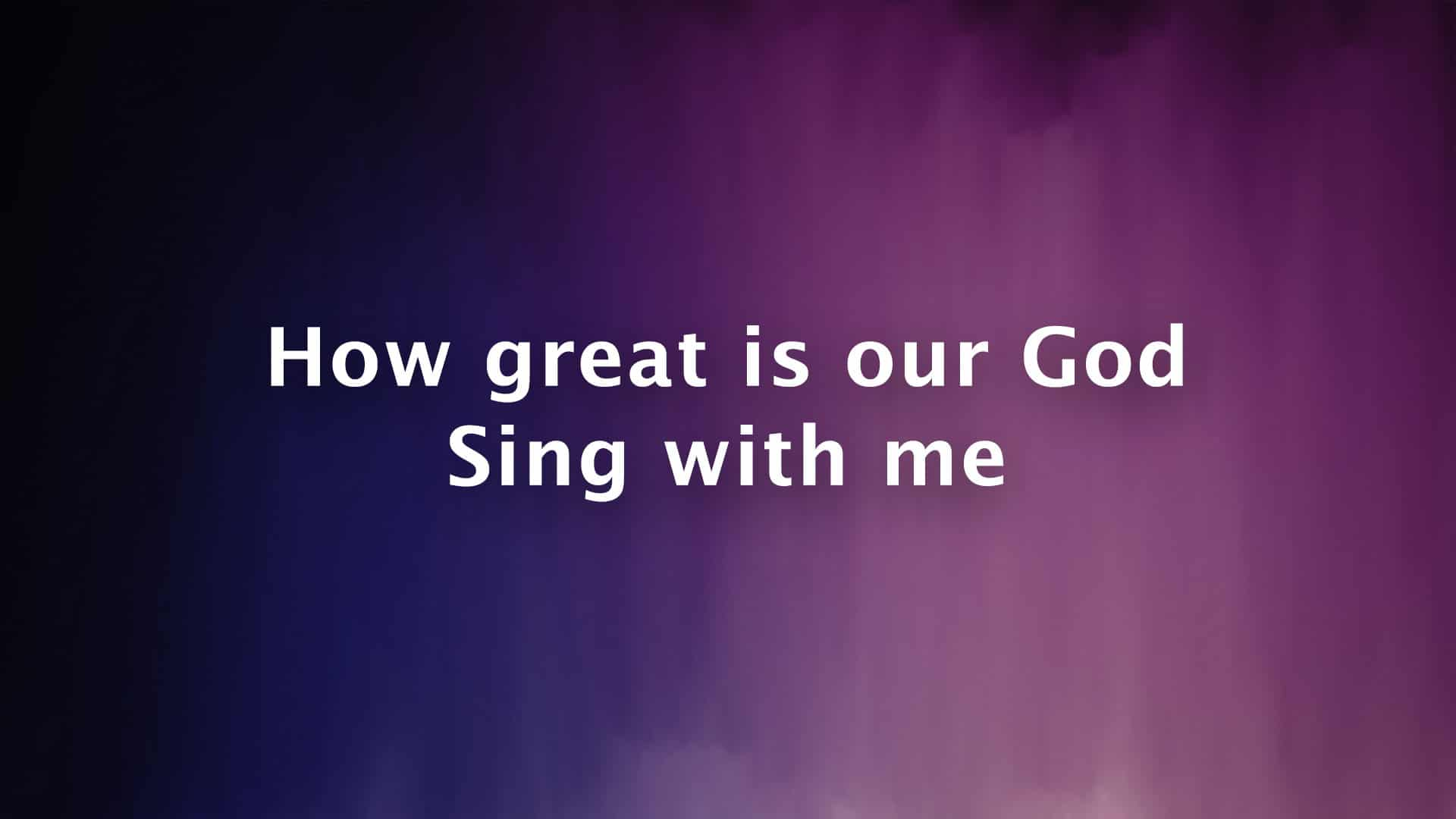 7 Popular Typefaces for Worship Lyric Projection – CMG