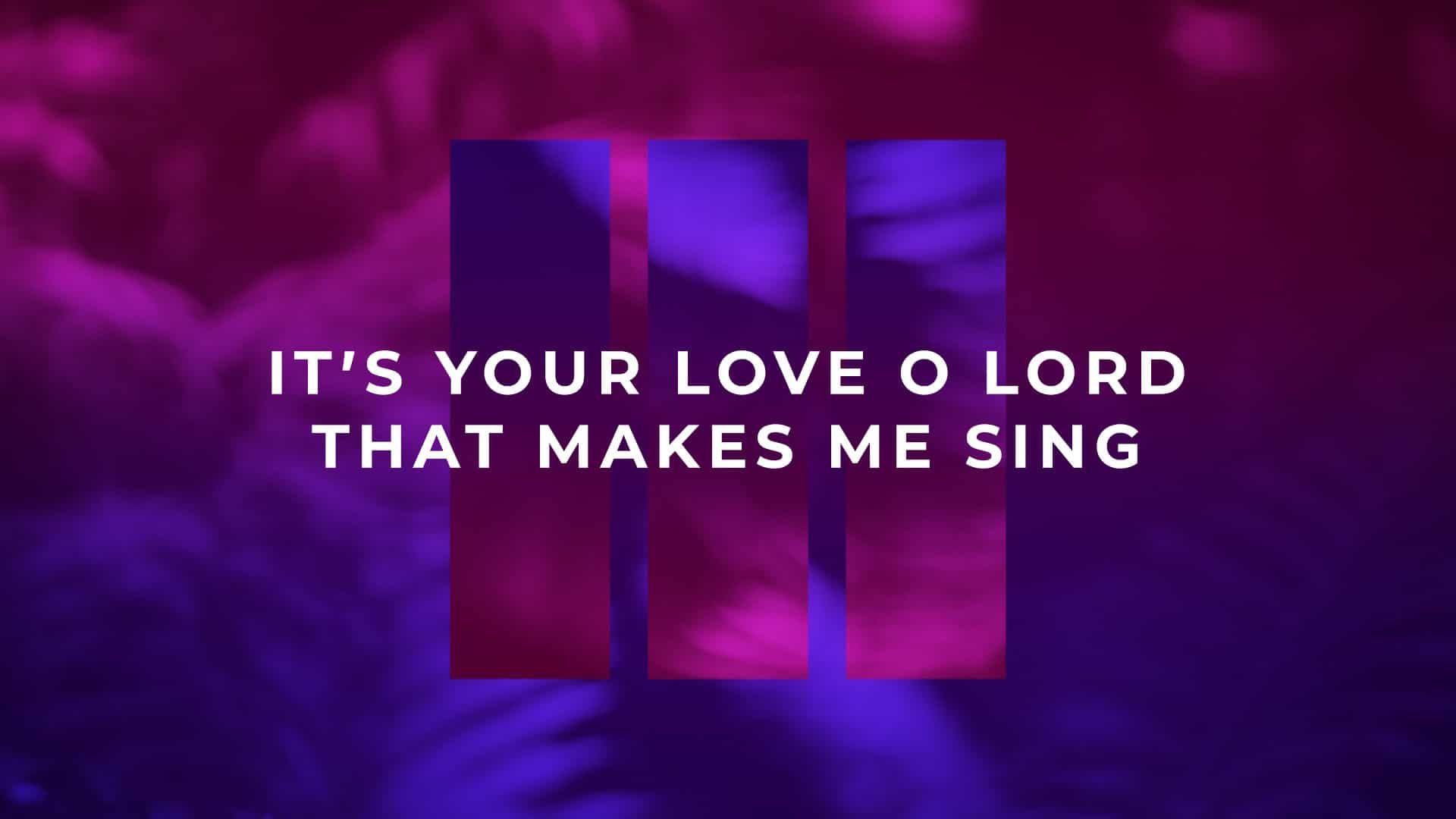 10 Essential Rules For Projecting Worship Lyrics – CMG