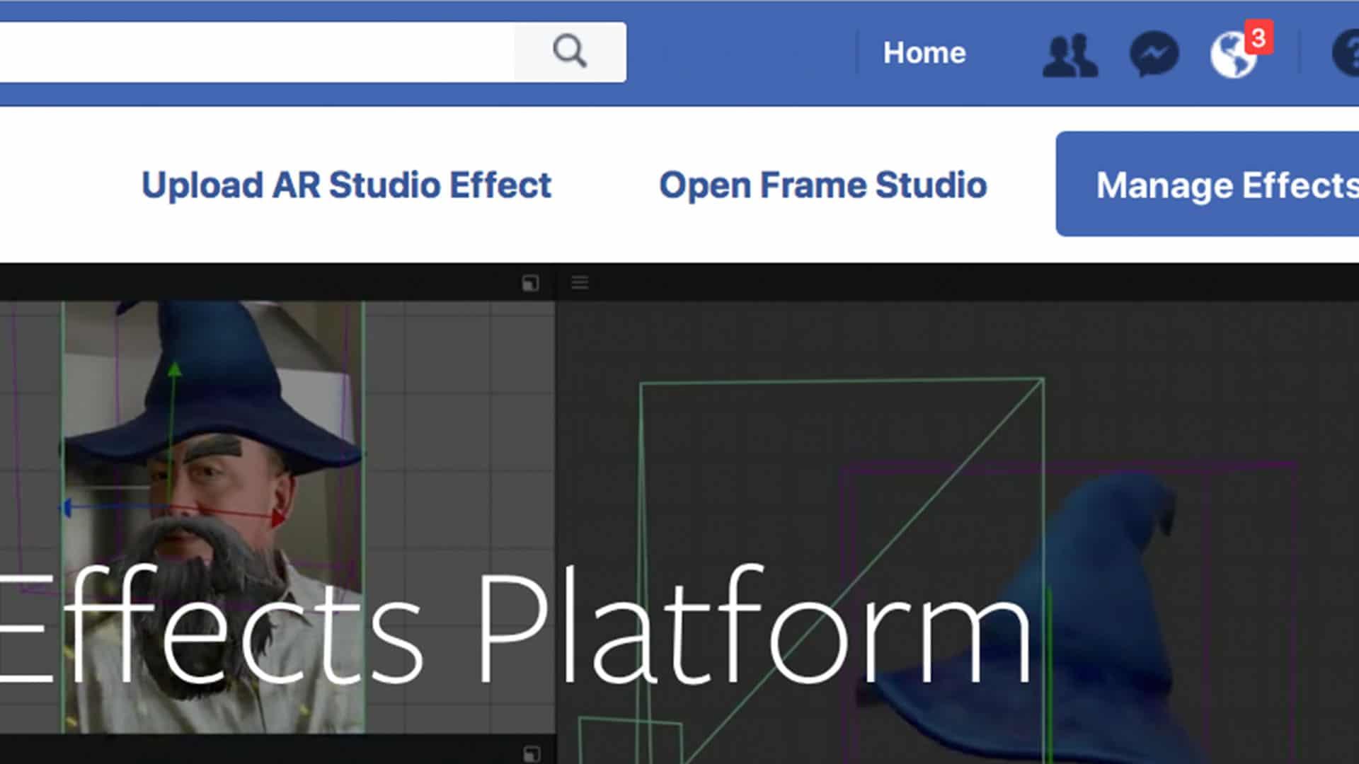 How To Create A Custom Facebook Profile Frame + 3 Free Templates ...