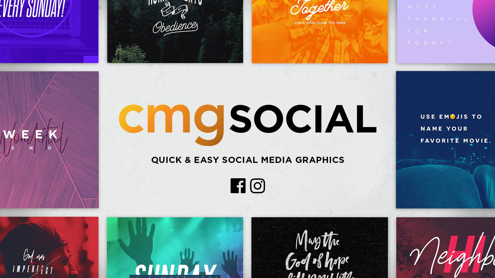 CMG Social Now Available
