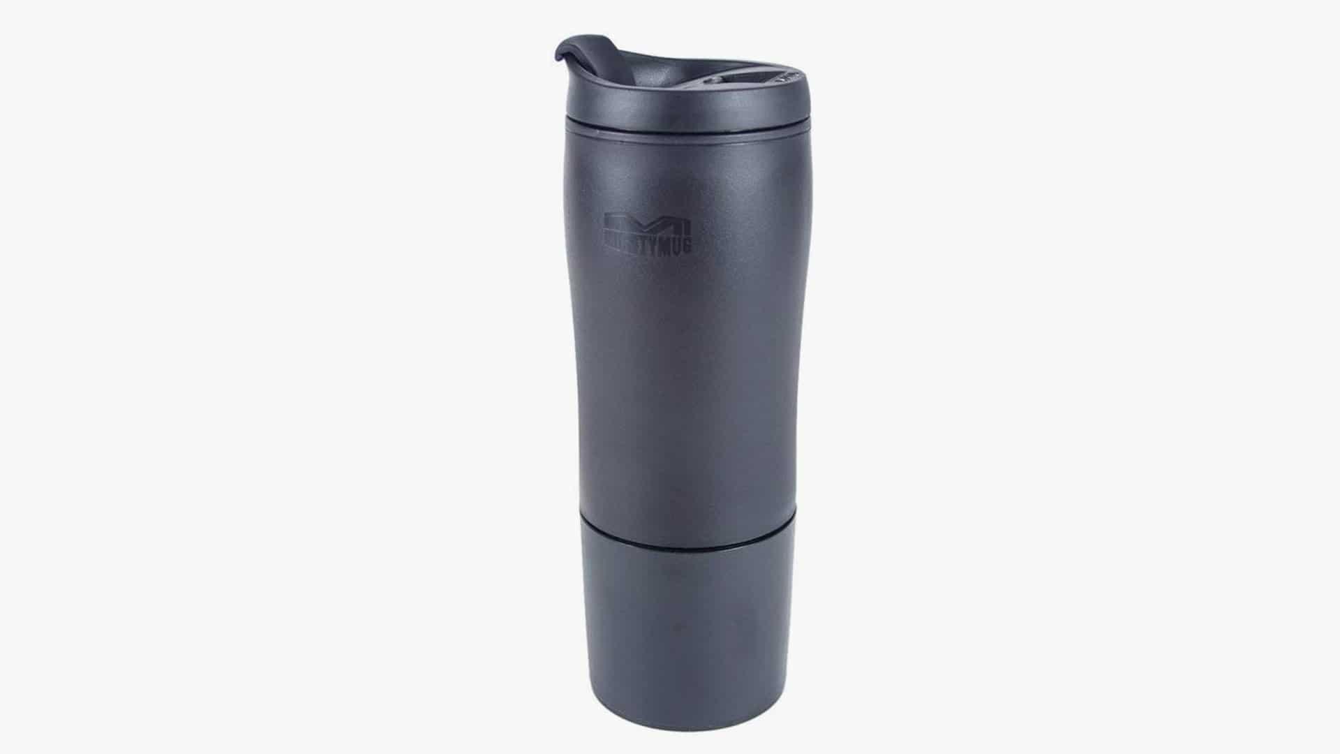 Mighty Mug 1571 Biggie Airlock Travel Mug