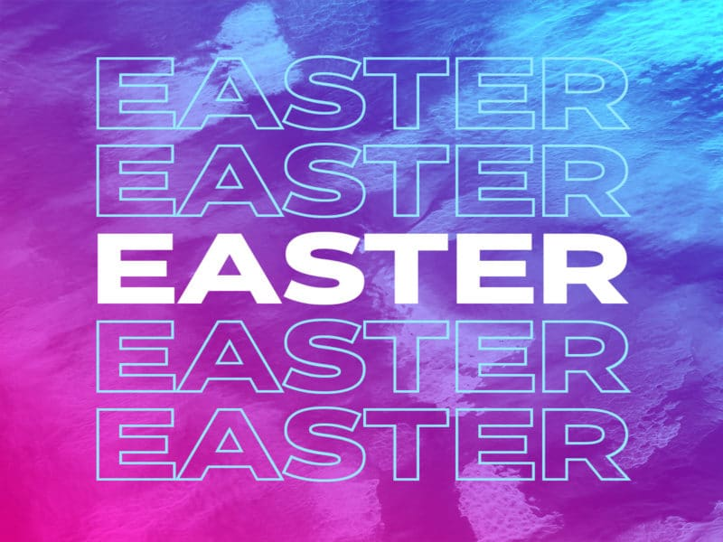 Easter – CMG | Church Motion Graphics