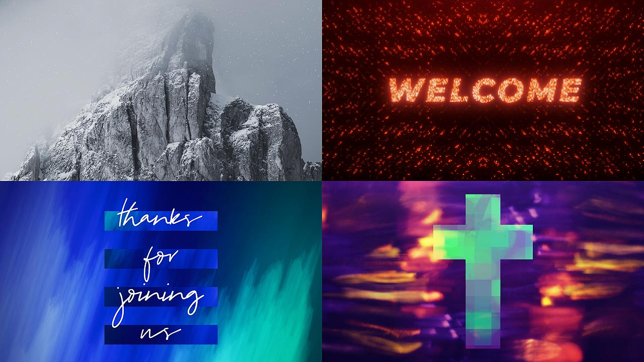 Free Still Worship Backgrounds