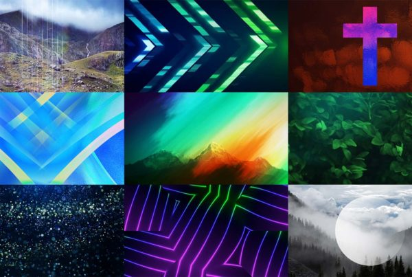 99 free worship backgrounds for propresenter
