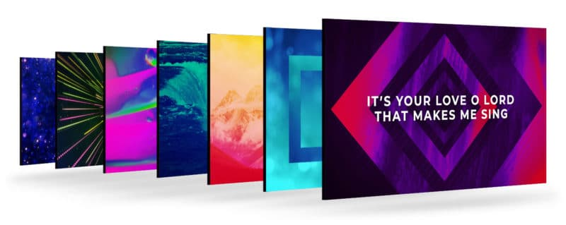 99 Free Worship Backgrounds For Propresenter Cmg Church Motion Graphics