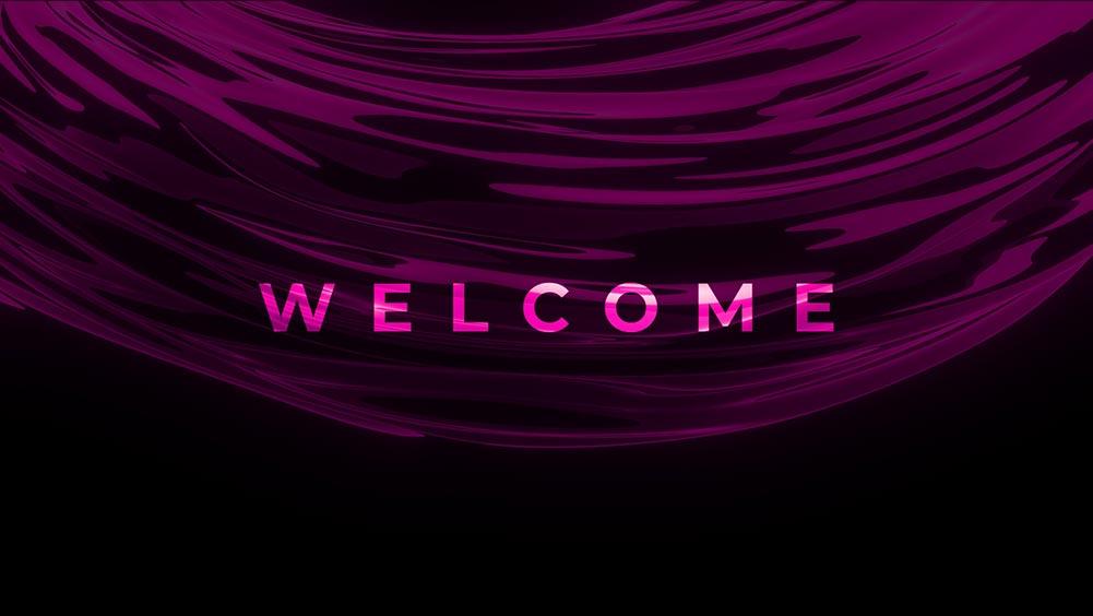 Liquid Metal Welcome