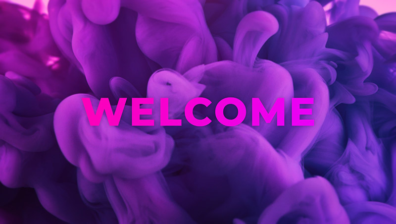 Ink Blast Welcome