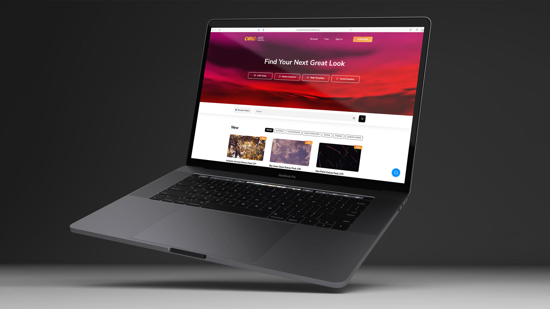 Introducing The New CMG Media Browser