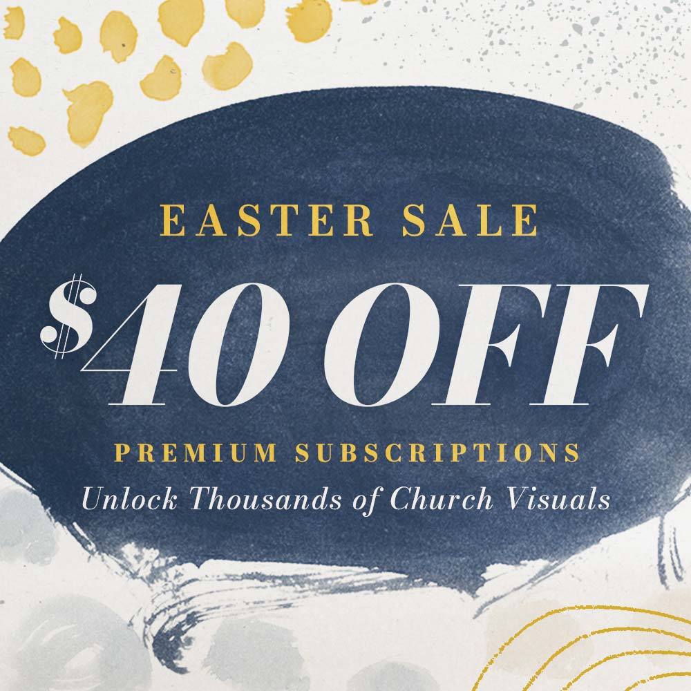 $40 Off Easter Sale