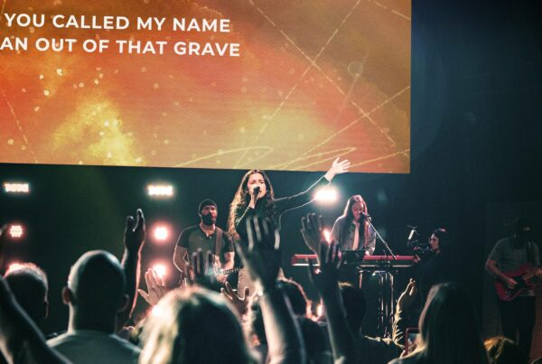 We've Handpicked Backgrounds for the Top 10 Worship Songs of Easter 2021