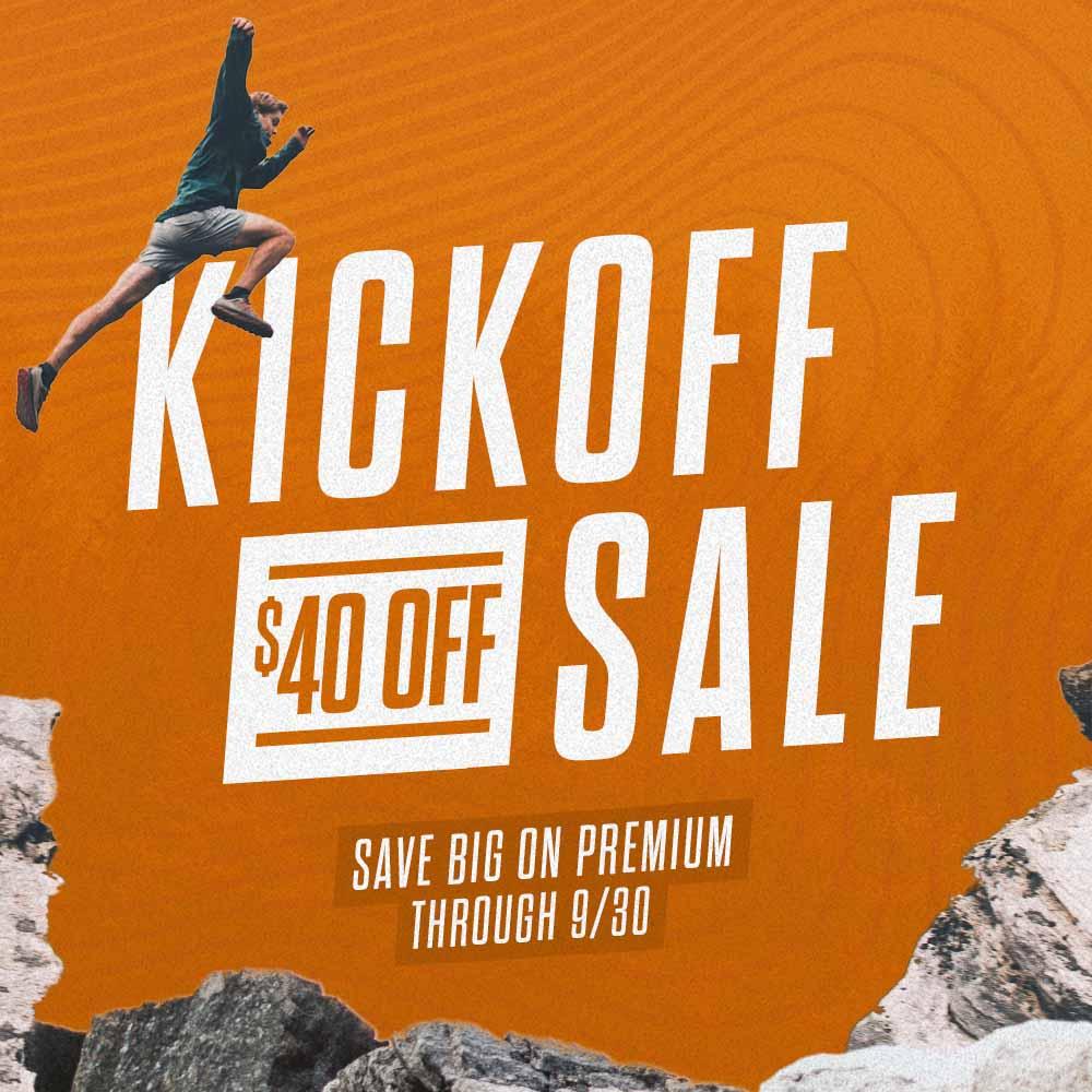 Kickoff Sale 2021
