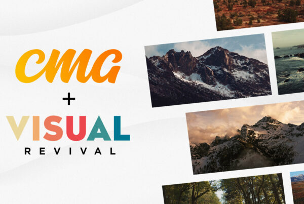 Stunning Nature Backgrounds From Visual Revival Are Coming To CMG