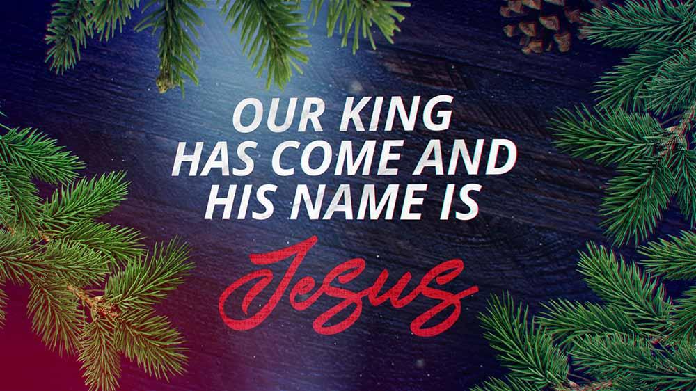 His Name Is Jesus Northern Pine